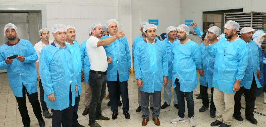 Torbalı is becoming a model in agriculture-based industry
