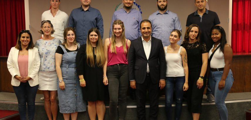 German Students Will Become Interns in Torbalı!